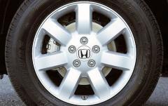 2007 Honda CR-V exterior