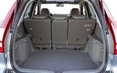 2008 Honda CR-V interior