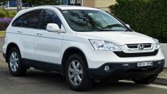 2009 Honda CR-V Photo 4