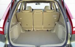 2009 Honda CR-V interior