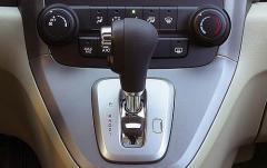 2009 Honda CR-V interior