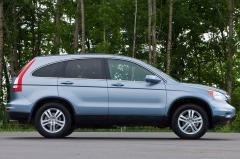 2011 Honda CR-V exterior