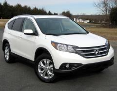 2012 Honda CR-V Photo 1
