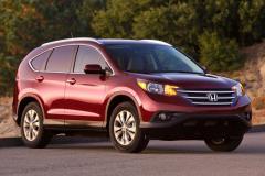 2013 Honda CR-V exterior