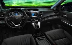 2014 Honda CR-V EX-L 2WD 5-Speed AT with Navigation Photo 2