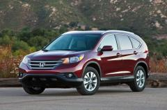 2014 Honda CR-V EX 4WD 5-Speed AT Photo 4