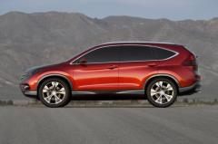 2014 Honda CR-V Photo 6