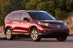 2014 Honda CR-V EX-L 4WD 5-Speed AT with Navigation exterior