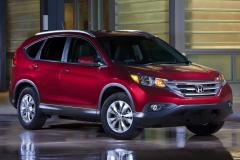 2014 Honda CR-V EX 4WD 5-Speed AT exterior