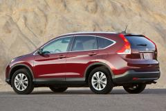 2014 Honda CR-V EX-L 2WD 5-Speed AT with Navigation exterior