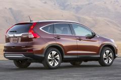 2015 Honda CR-V exterior