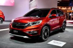 2016 Honda CR-V Photo 2