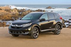 2018 Honda CR-V exterior