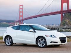 2012 Honda CR-Z Photo 1