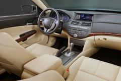 2012 Honda Crosstour interior