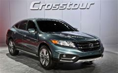 2013 Honda Crosstour Photo 1