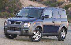 2004 Honda Element exterior