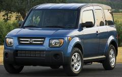 2008 Honda Element Photo 1