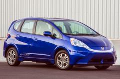 2013 Honda Fit EV exterior