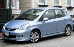 2008 Honda Fit Photo 1