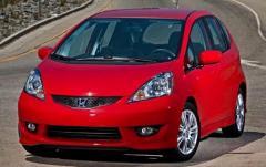 2011 Honda Fit exterior