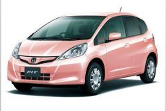 2013 Honda Fit Photo 1