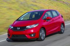 2015 Honda Fit Photo 1