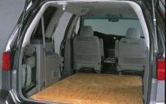 1995 Honda Odyssey exterior