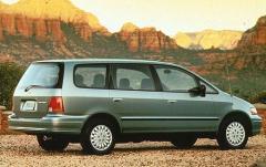 1996 Honda Odyssey exterior