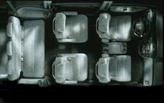 1996 Honda Odyssey interior