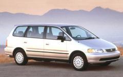 1997 Honda Odyssey exterior