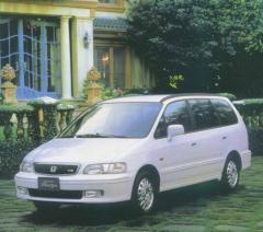 1997 Honda Odyssey Photo 4