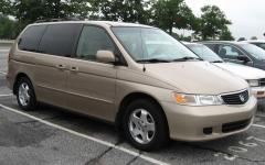 1999 Honda Odyssey Photo 2