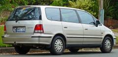 2000 Honda Odyssey Photo 2