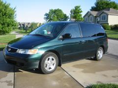 2000 Honda Odyssey Photo 4