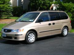 2000 Honda Odyssey Photo 6