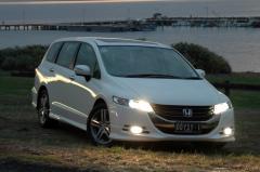2001 Honda Odyssey Photo 3