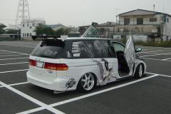 2002 Honda Odyssey Photo 3