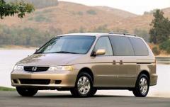2002 Honda Odyssey Photo 1