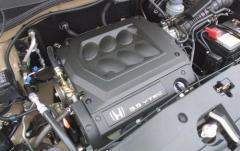 2002 Honda Odyssey exterior