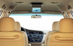 2002 Honda Odyssey interior