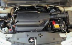 2003 Honda Odyssey exterior