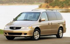 2004 Honda Odyssey exterior