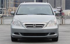 2005 Honda Odyssey exterior