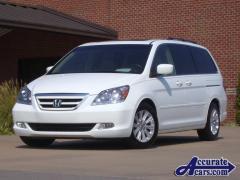 2005 Honda Odyssey Photo 2