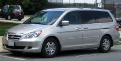 2005 Honda Odyssey Photo 4