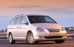 2006 Honda Odyssey exterior
