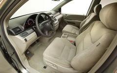 2006 Honda Odyssey interior