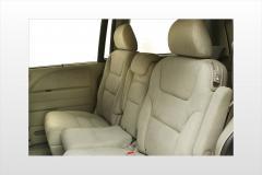 2007 Honda Odyssey interior