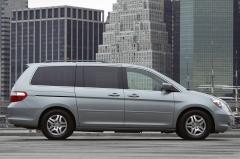 2007 Honda Odyssey exterior